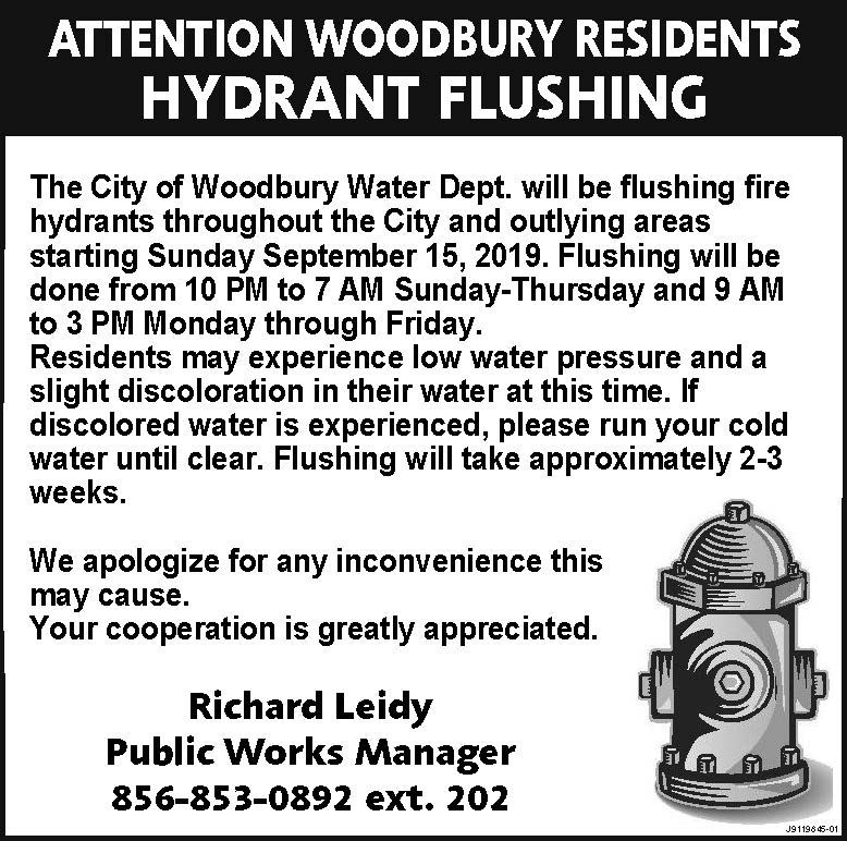 Water and Sewer | City Of Woodbury